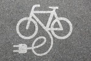 Vélo tricycle électrique